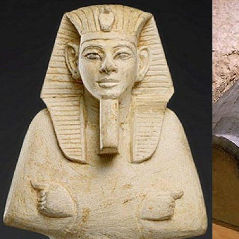 Pharaoh Merneptah.