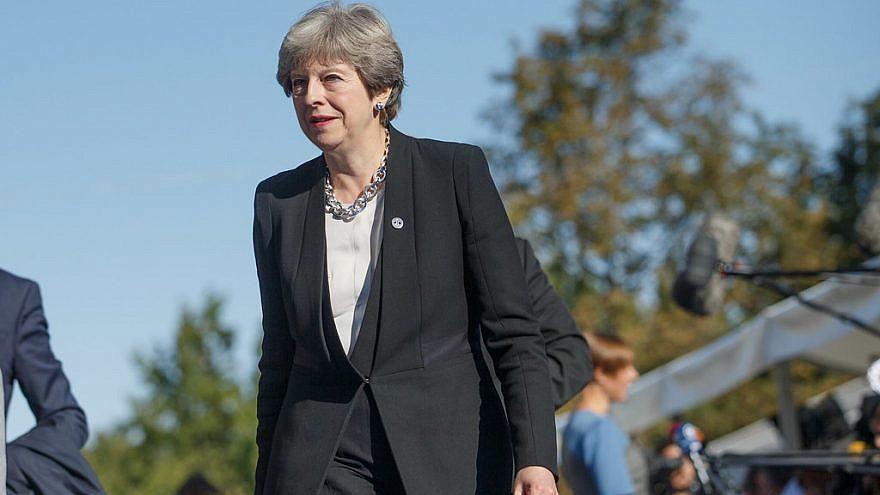 U.K. Prime Minister Theresa May. Credit: Flickr.