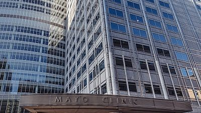 Mayo Clinic in Rochester, Minn. Credit: Tony Webster/Flickr.