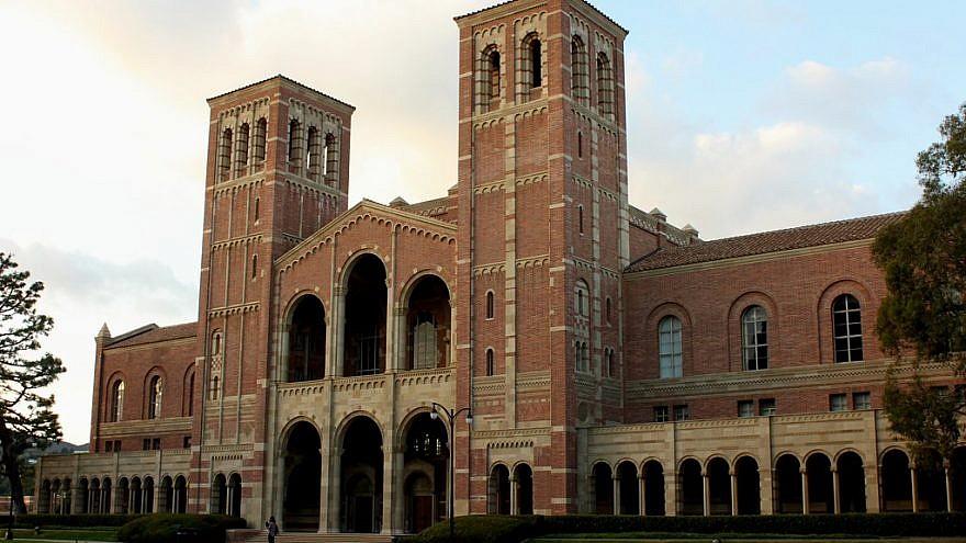 UCLA Royce Hall. Credit: Flickr.