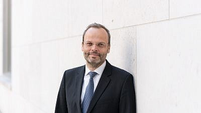 """Germany's """"anti-Semitism czar"""" Felix Klein. Credit: Office of the Federal Government Commissioner for Jewish Life in Germany and the Fight Against Anti-Semitism."""