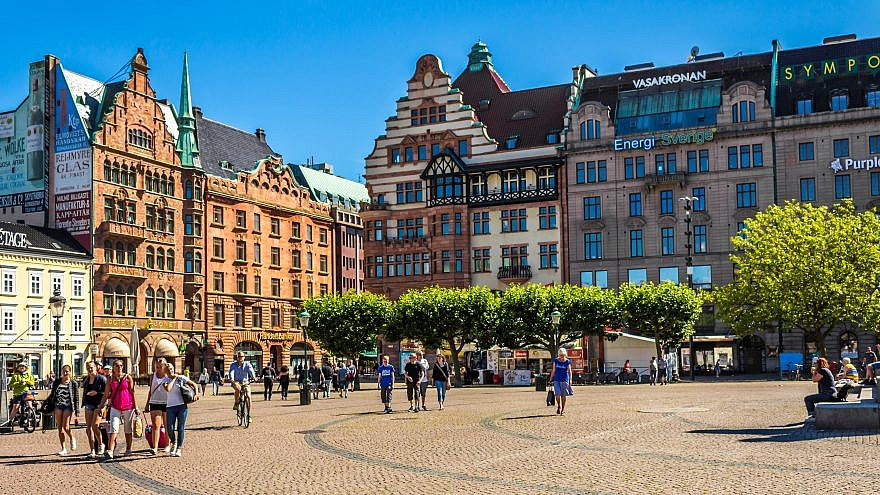 Stortorget in Malmö, Sweden. Credit: Wikimedia Commons.