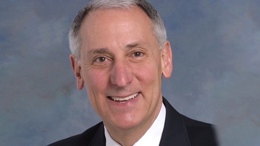 Eric Fingerhut, president and CEO of the Jewish Federations of North America. Credit: Courtesy.