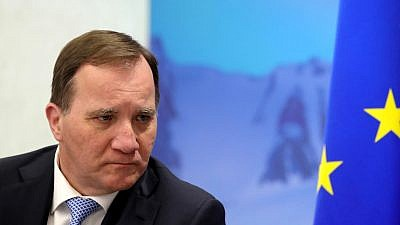 Swedish Prime Minister Stefan Löfven. Credit: Russian Presidential Press and Information Office.