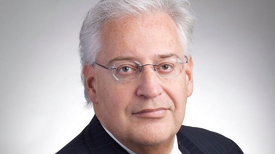 U.S. Ambassador to Israel David M. Friedman.