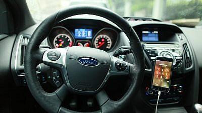 Ford vehicle. Credit: junjie xu/Pexels.