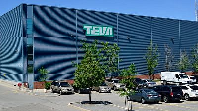 Teva Pharmaceutical Industries. Credit: Flickr.