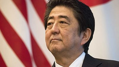 Prime Minister of Japan  Shinzo Abe. Credit: Chairman of the Joint Chiefs of Staff from Washington D.C, United States via Wikimedia Commons.