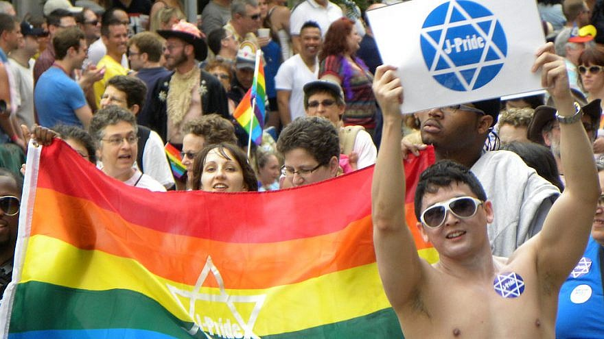 Jews at the Twin Cities Pride Parade 2011. Credit: Flickr.