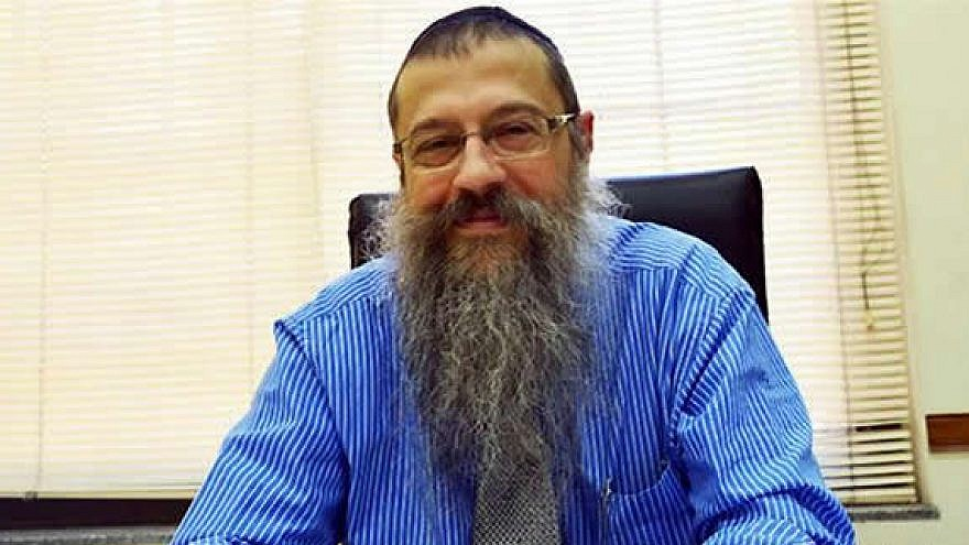 Rabbi Shlomo Tawil. Credit: Chabad/org/News.
