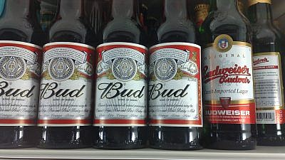 "American Budweiser is sold in most of the European Union as ""Bud."" Credit: Wikimedia Commons."