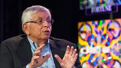 Then-NBA Commissioner David Stern at Fortune Brainstorm TECH 2012. Credit: Wikimedia Commons.