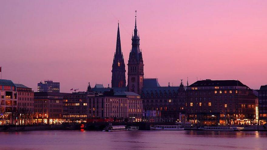 Hamburg. Credit: Wikimedia Commons.