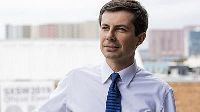 Pete Buttigieg, mayor of South Bend, Ind. Source:  Pete for America.