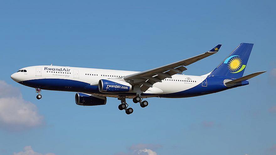 RwandAir Airbus A330-200. Credit: Wikimedia Commons.