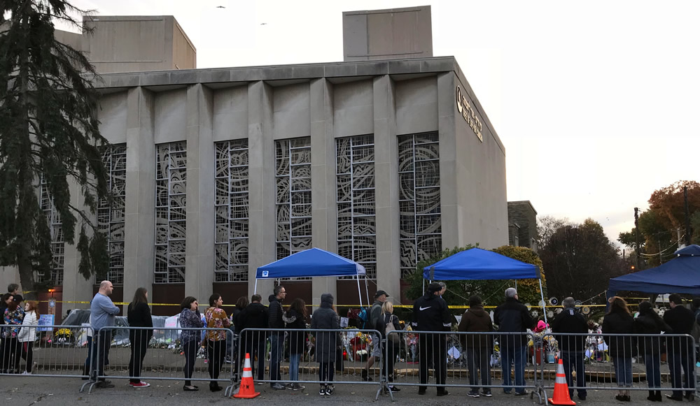 Almost one year since deadly shooting, Pittsburgh Jewish community