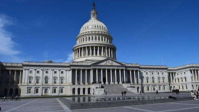 U.S. Congress. Credit: Pixabay.