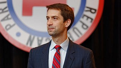 U.S. Sen. Tom Cotton (R-Ark.). Credit: Flickr.
