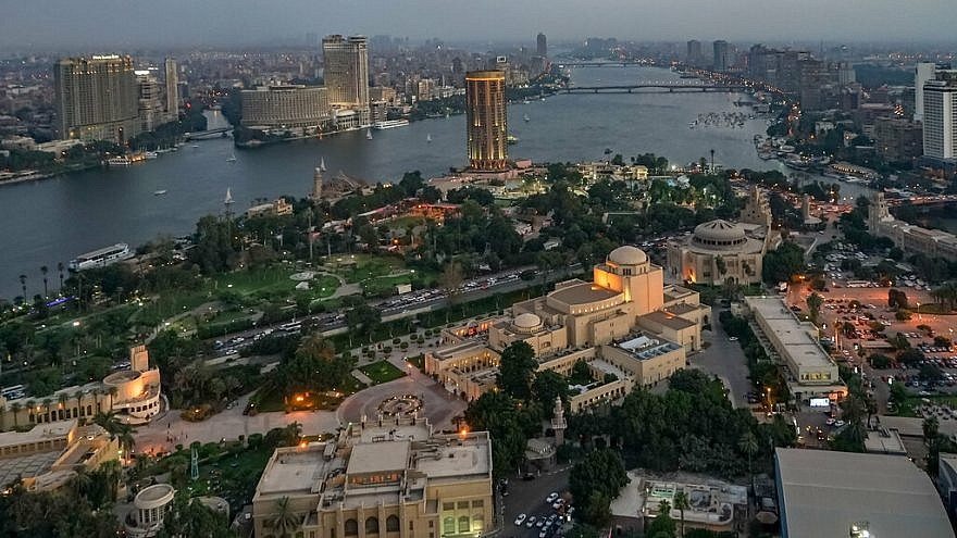 Cairo, Egypt. Credit: Flickr.