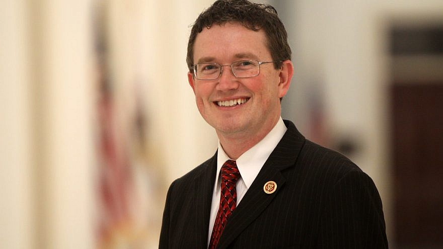 Rep. Thomas Massie (R-Ky.). Credit: Flickr.