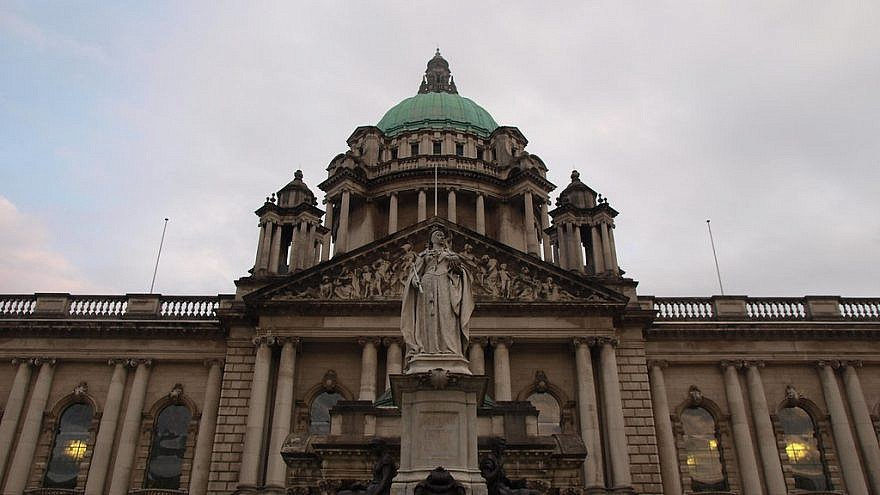 Belfast City Council. Credit: Flickr.