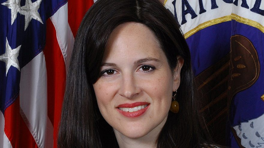 Anne Neuberger. Credit: National Security Agency.