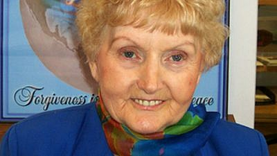 Eva Kor. Credit: Wikimedia Commons.