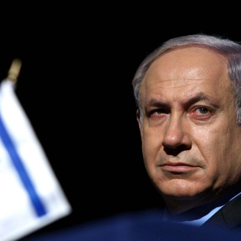 Israeli Prime Minister Benjamin Netanyahu, Nov. 24, 2010. Photo by Abir Sultan/Flash 90.