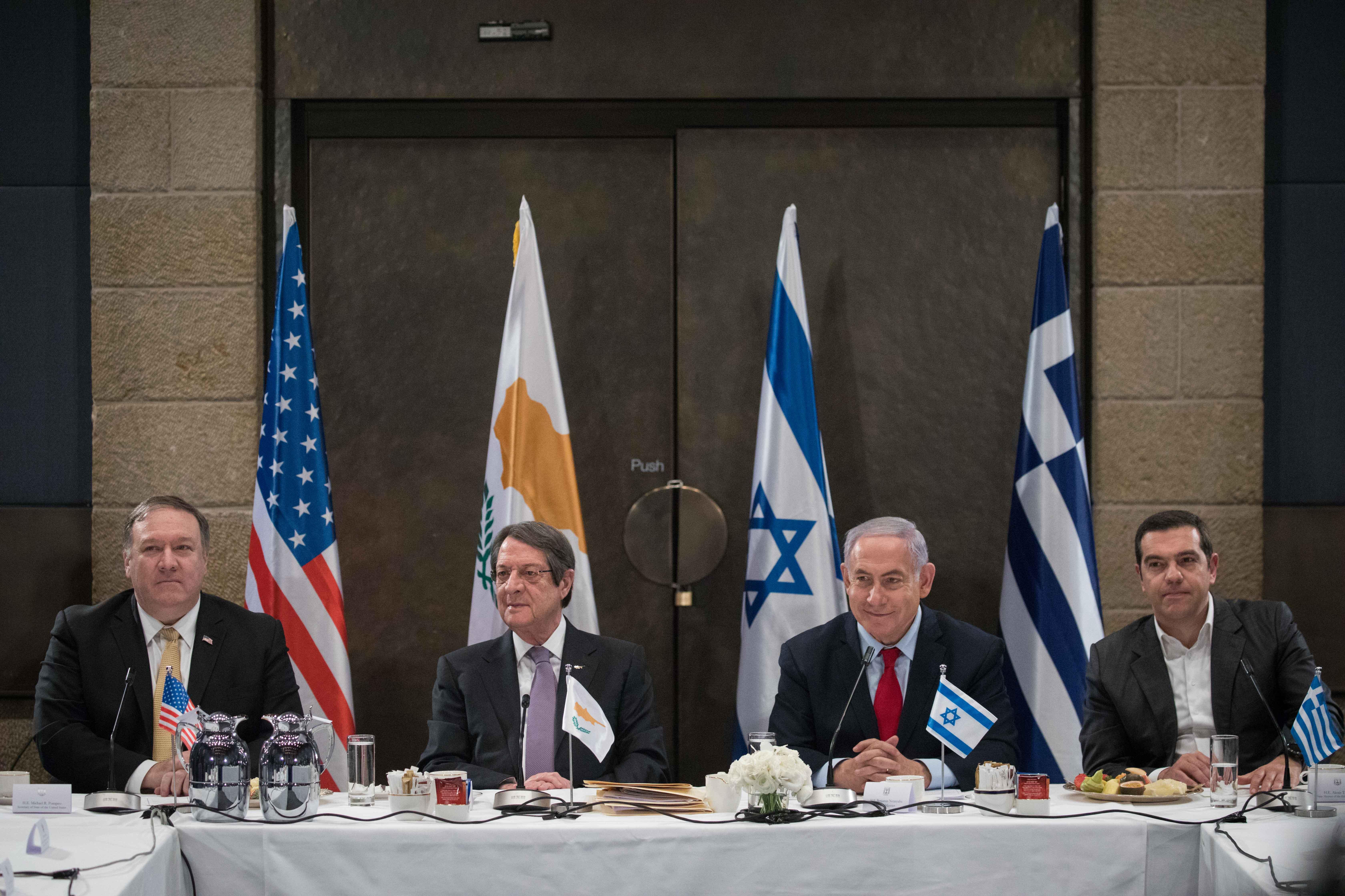Greek Parliament ratifies defense agreement with Israel - JNS.org