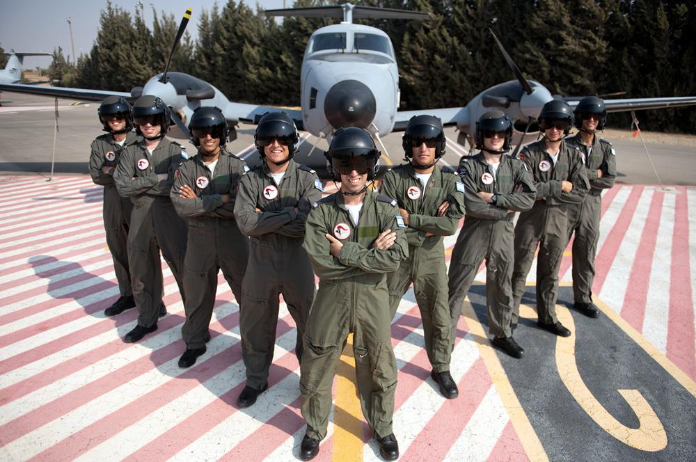 Newly graduated IAF navigator 'realizing a dream' - JNS org