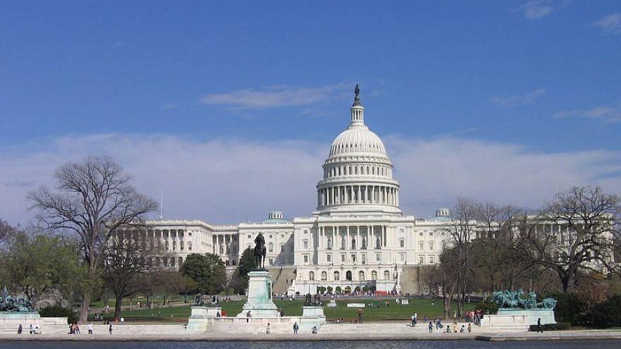 The U.S. Capitol building in Washington, D.C. Credit: Andrew Bossi via Wikimedia Commons.