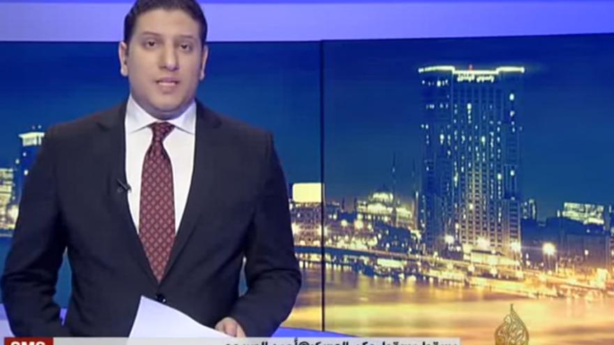 Sayyed Tawakkul on Al-Jazeera on Feb. 28, 2014. (MEMRI)