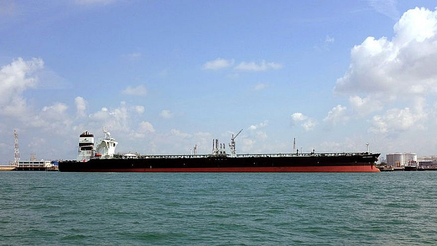 Illustrative image of an oil tanker. Credit: Wikimedia Commons.