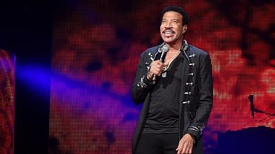 "Musician Lionel Richie at the O2 World, Berlin, on Feb. 17, 2015 during his ""All The Hits All Night Long"" 2015 European Tour. Credit: Flickr."