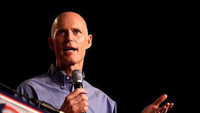 Sen. Rick Scott (R-Fla). Credit: Flickr.