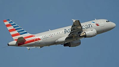 American Airlines plane. Credit: Wikimedia Commons.