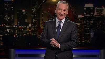 Bill Maher. Credit: YouTube.