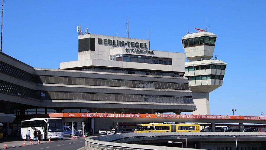 Tegel Airport in Berlin. Credit: Pixabay.