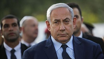 Israeli Prime Minister Benjamin Netanyahu. Photo: Hadas Frosch/Flash 90.