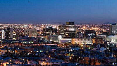 A view of El Paso, Texas. Credit: Pixabay.