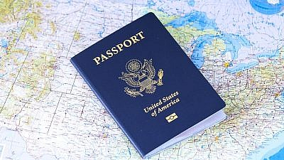U.S. passport. Credit: Pixabay.