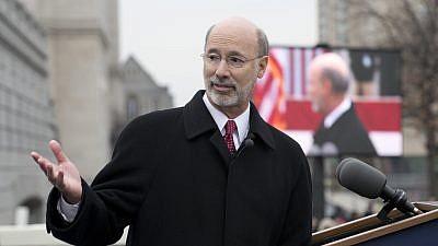 Pennsylvania Gov. Tom Wolf. Credit: Flickr.