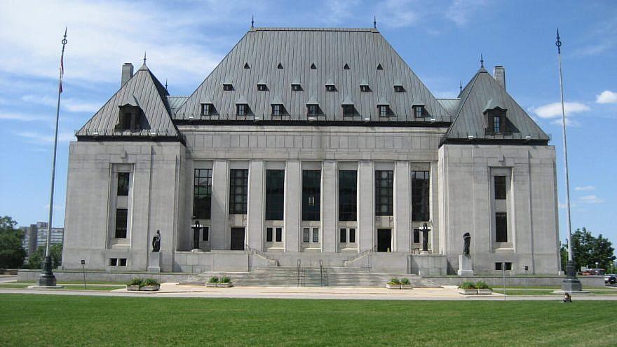 Supreme Court of Canada. Credit: Flickr.