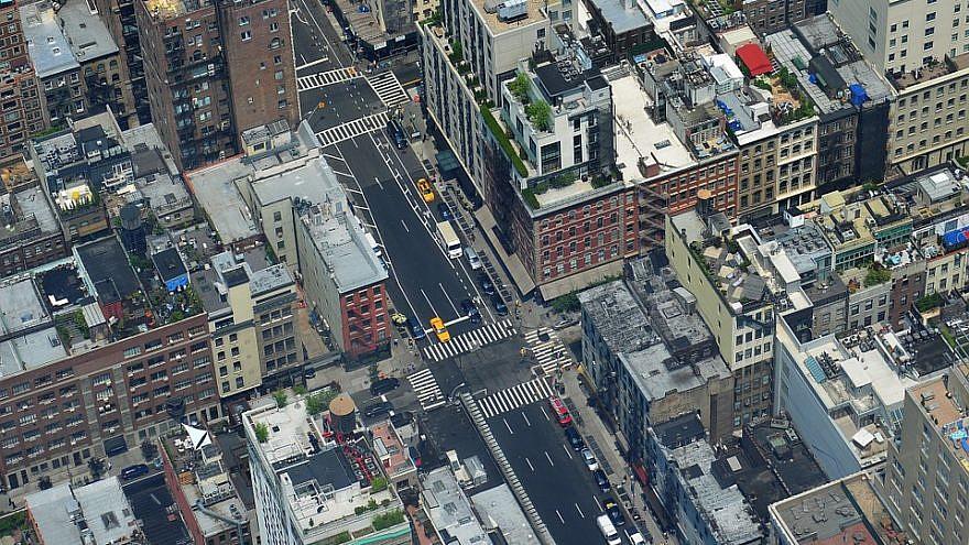 Cityscape of Brookyn, N.Y. Credit: Pixabay.