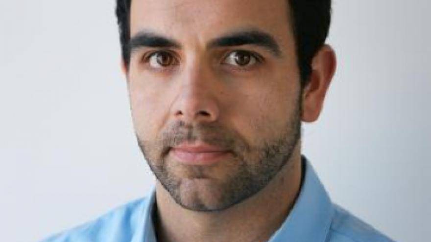 Human Rights Watch Israel/Palestine Director Omar Shakir. Source: Human Rights Watch website.