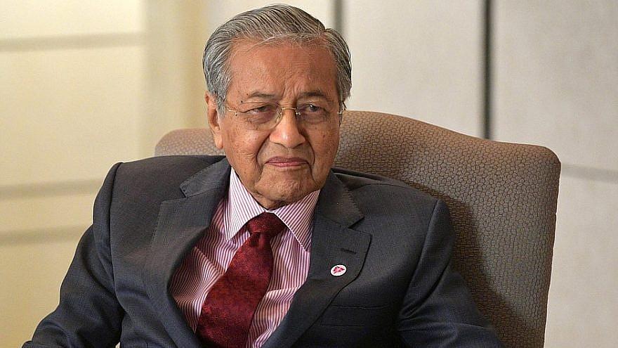 Malaysian Prime Minister Mahathir Mohamad. Credit: Kremlin.ru