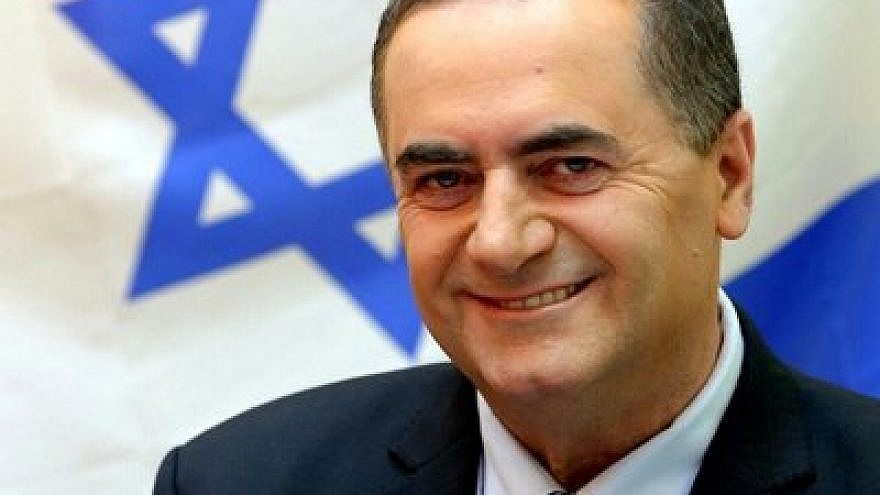 Israeli Foreign Minister Yisrael Katz. Photo: screenshot.