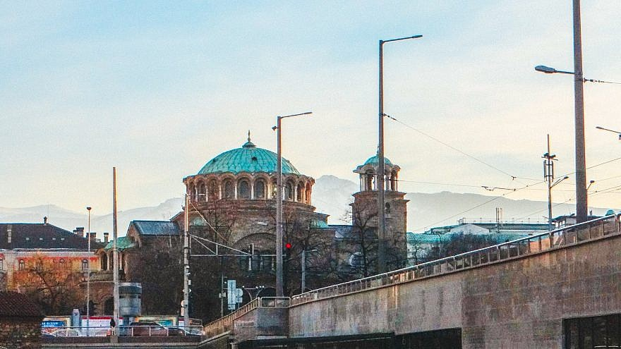 Sofia, the capital of Bulgaria. Credit: Pexels.