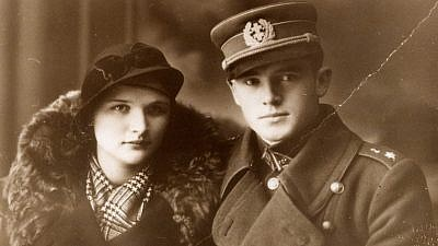 Jonas Noreika, a Lithuanian high-ranking police officer, is believed to have personally overseen the murder of Jews in Nazi-controlled Lithuania. Credit: Wikimedia Commons.
