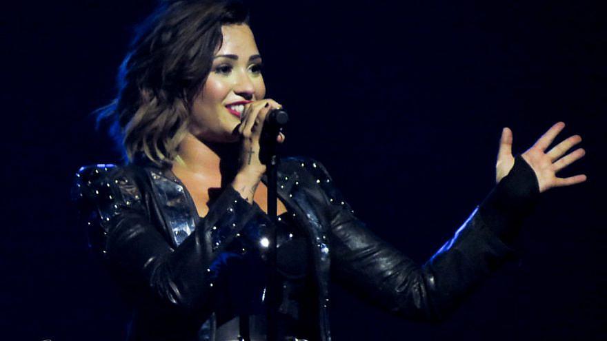 Demi Lovato. Credit: Flickr.